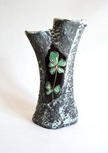 _50s italian sgraffito vase 1