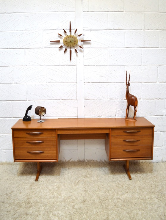 _austinsuite sleigh dressing table desk Frank Guille
