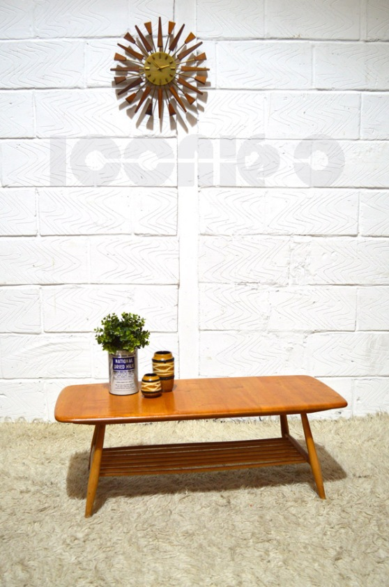 __Ercol coffee table