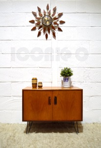 __G Plan cabinet on hairpin legs 1