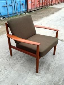 _grete jalk france son armchair