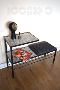 _Groag lilliput formica telephone table with seat