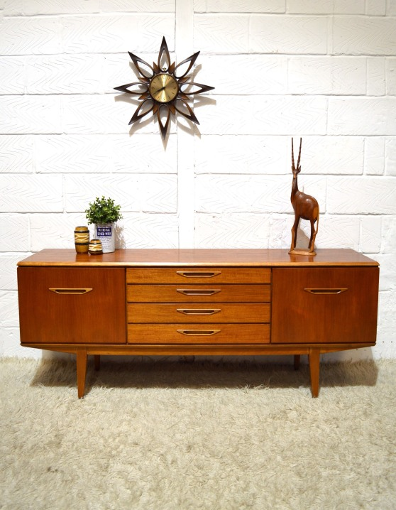 _Jentique large unusual handles sideboard