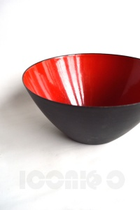 _krenit bowl extra large red
