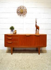 __mcintosh small classic teak sideboard