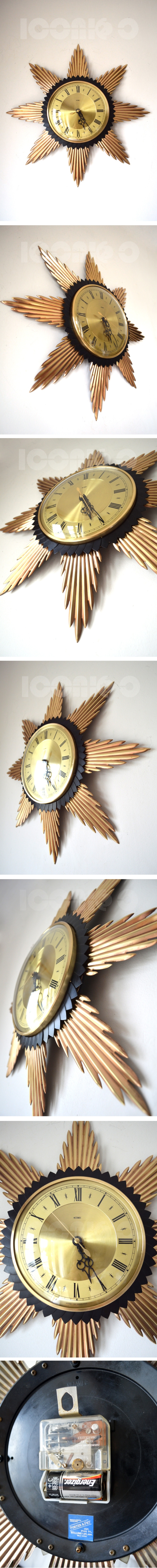 metamec-50s-gold-face-sunburst-wall-clock