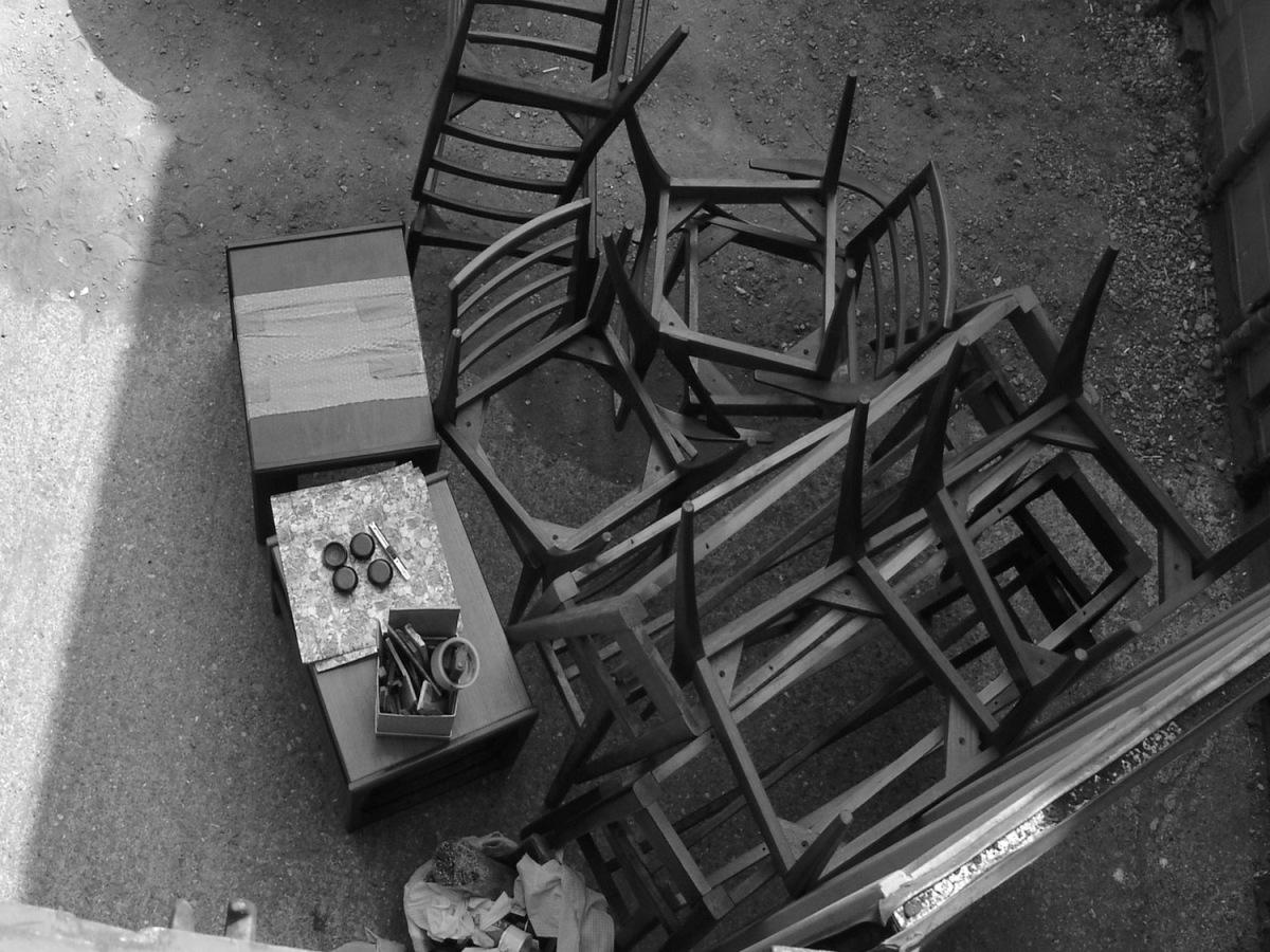1960s 70s Vico Magistretti Retro Vintage Carimate Dining