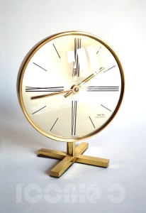 smiths sectronic pedestal x clock