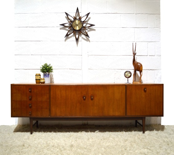 _meredew long teak sideboard