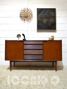 __richard hornby afromosia dark sideboard
