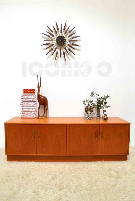 _g plan fresco low sideboard on plint