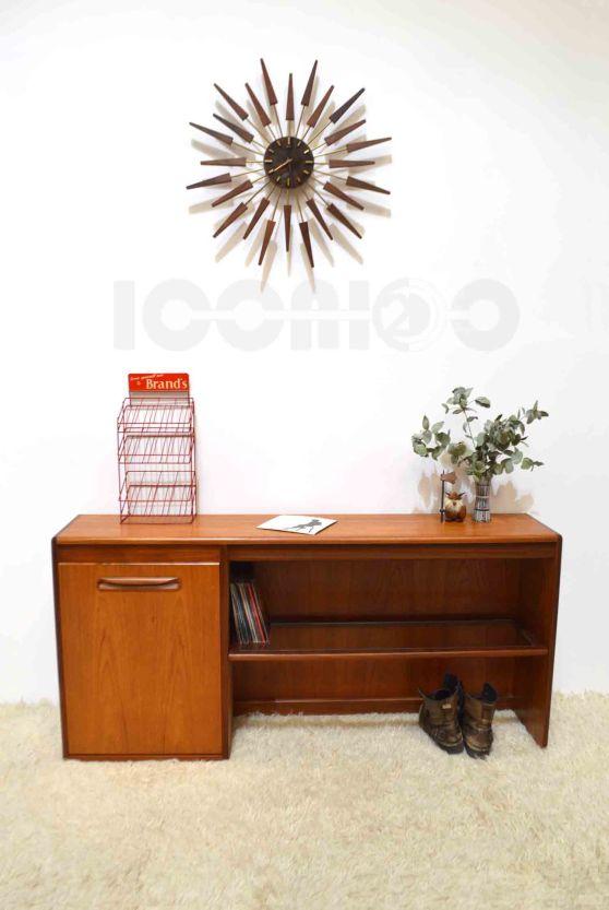 _g plan hall unit bookcase upper sideboard unit