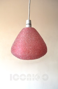 _rotaflex candy lampshade small lantern flamingo pink