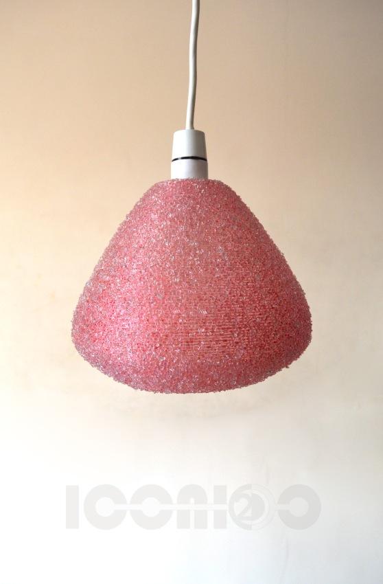 _rotaflex candy lampshade small lantern flamingo pink