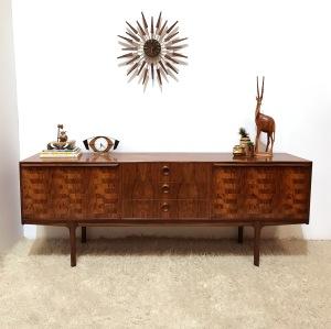 _Mcintosh rosewood sideboard